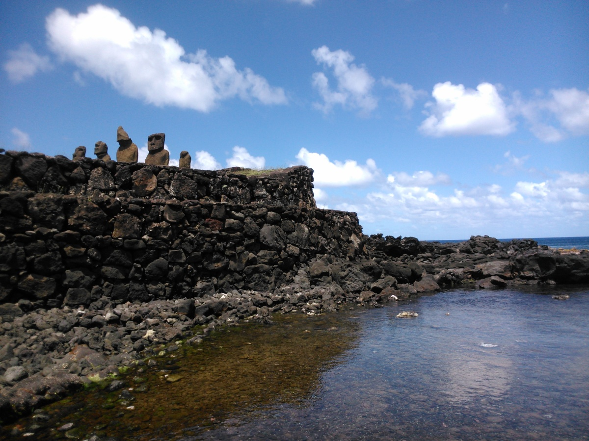Easter Island - An Island with both beauty and brains