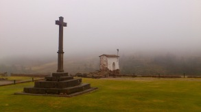 A smaller church, situated in a village further away from Cusco