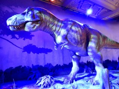 Interactive t-rex