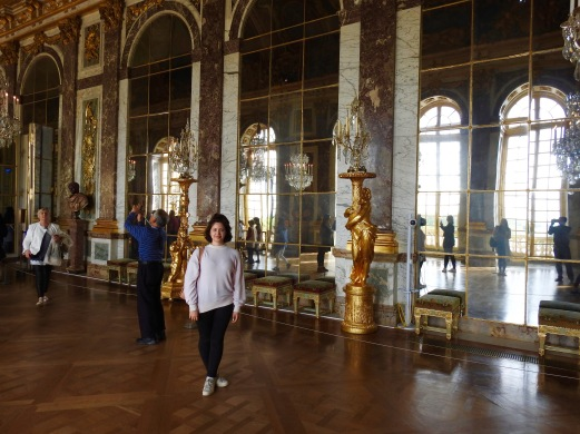 Hall of mirrors, its even prettier in real life