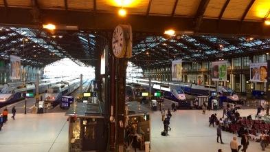 Gare du Lyon train station