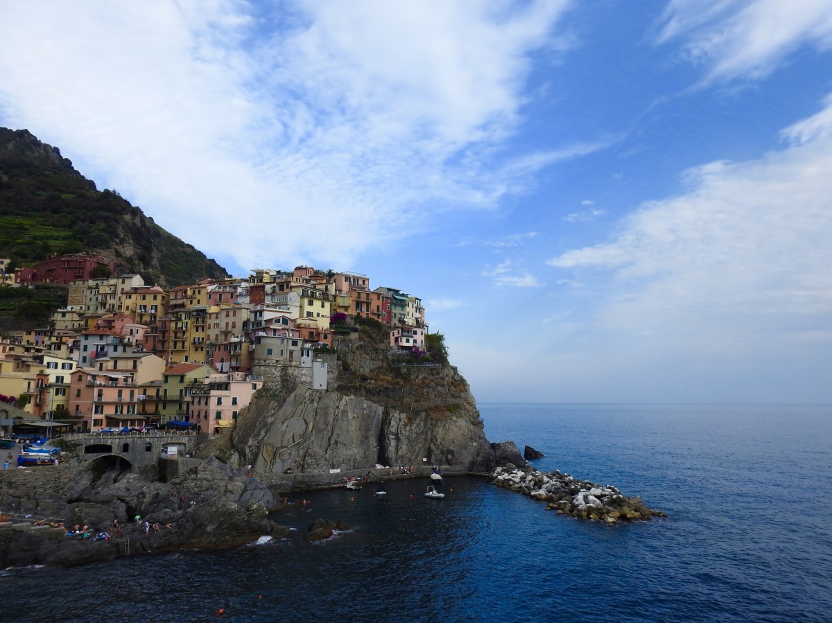 Travelling through Tuscany - Manarola, Cinque Terre, Italy