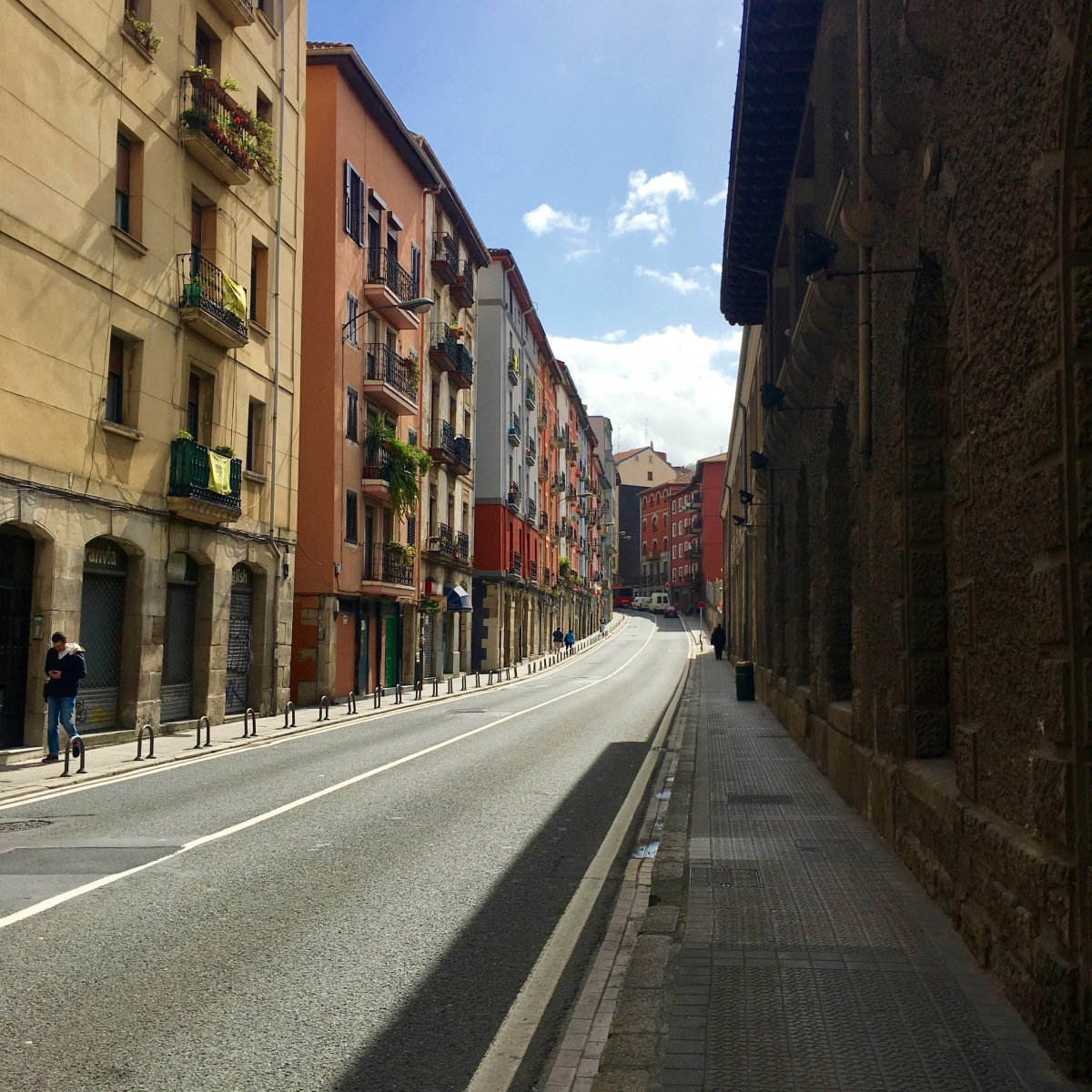 A holiday for the senses - Bilbao, Spain