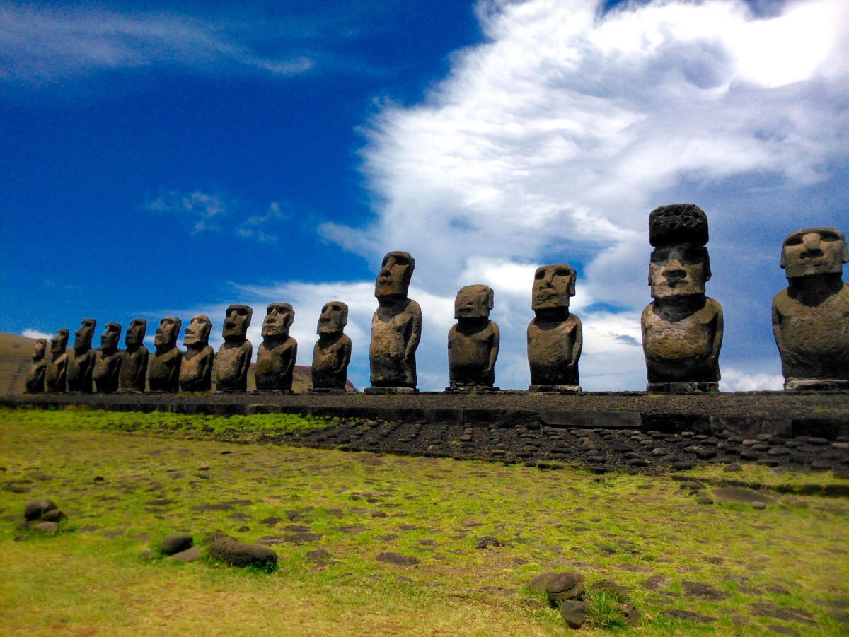 Your week in Easter Island planned